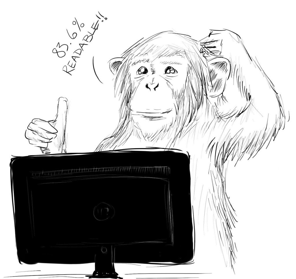 Code-Monkey-Computing-Readability
